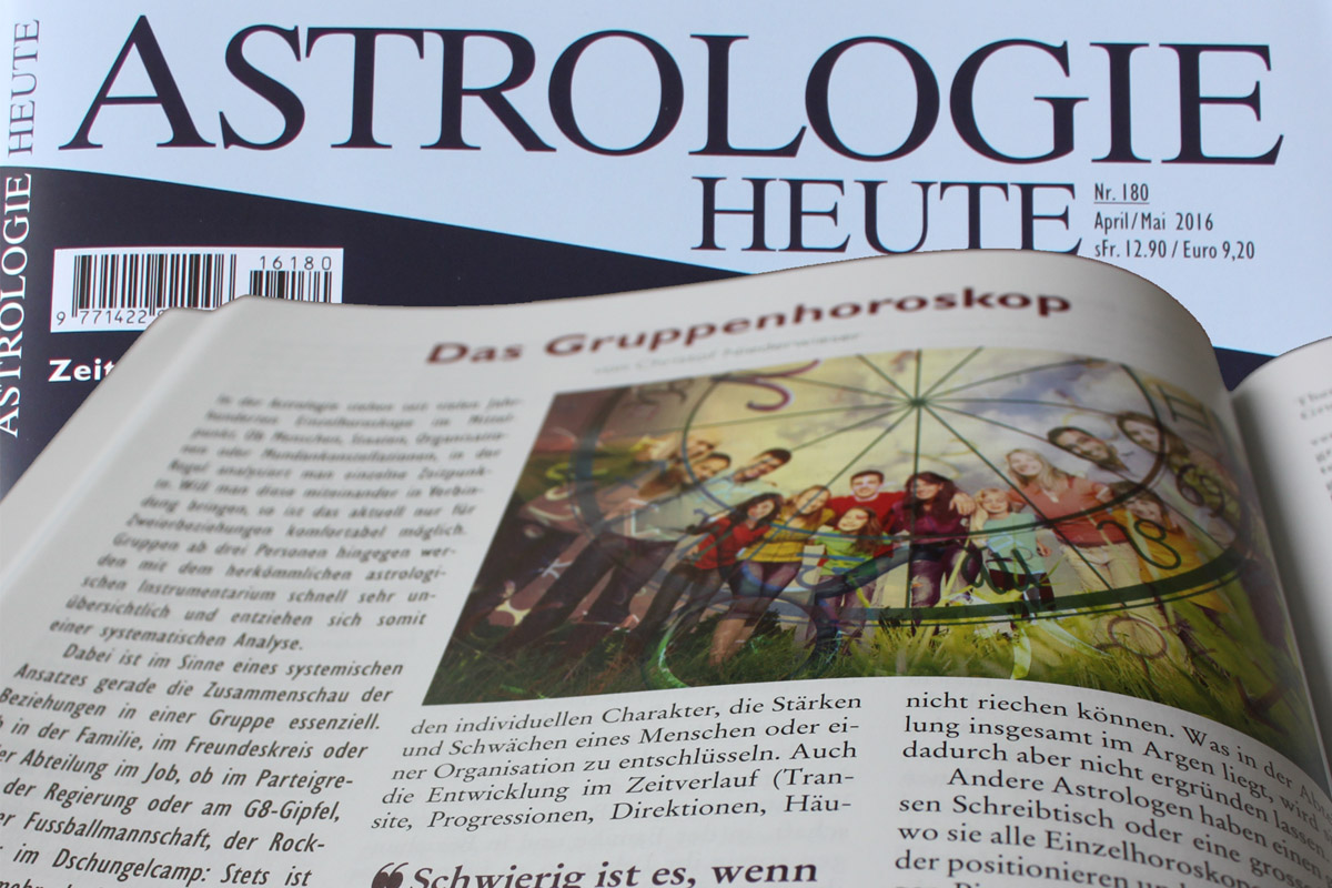 Group Horoscope Astrologie Heute