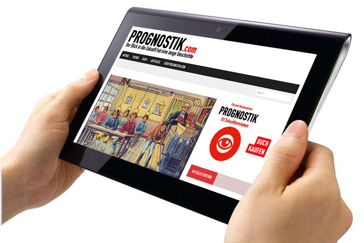 Prognostics Website