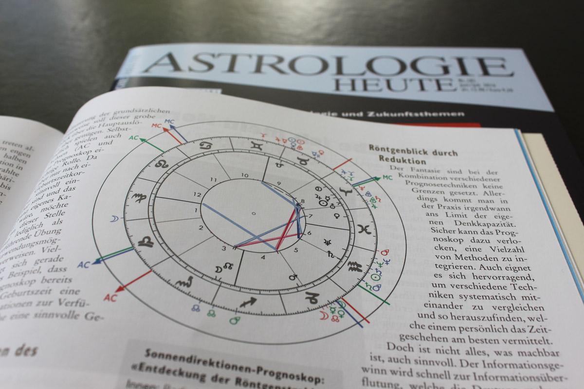 Prognoscope Progressions Solar Arc Transits