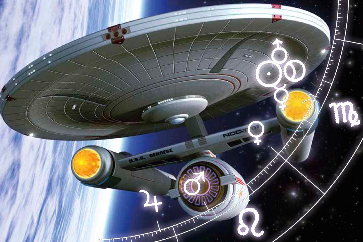 Horoscope Star Trek